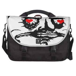 Me Gusta Valentine in Love - meme Commuter Bag