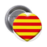 Me gustan a los Catalanes Pin Redondo De 2 Pulgadas