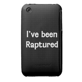 Me han transportado funda para iPhone 3 de Case-Mate
