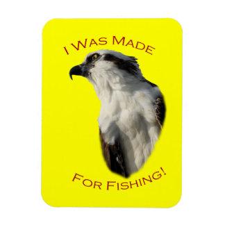 Me hicieron para pescar imán flexible