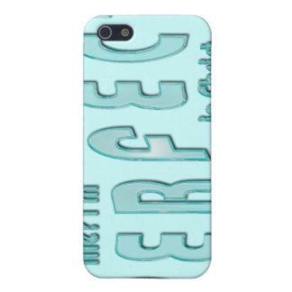 Me? I'm Perfect...in Christ - Hebrews 10:14 Case For iPhone SE/5/5s