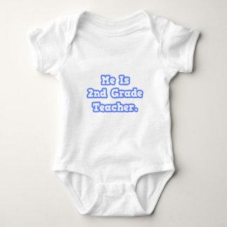 Me Is 2nd Grade Teacher Shirt