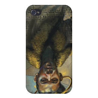 Me King iPhone 4 Cover