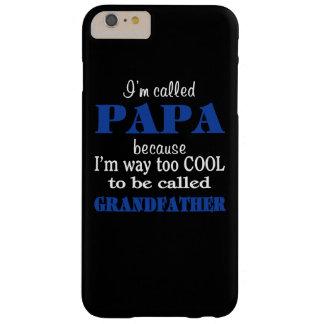 Me llaman PAPA Funda Barely There iPhone 6 Plus