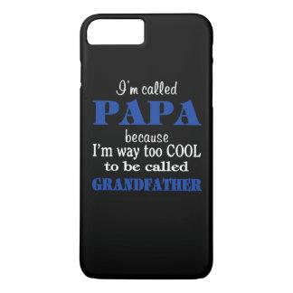 Me llaman PAPA Funda iPhone 7 Plus