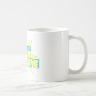 Me llaman sol taza