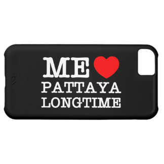 ME LOVE PATTAYA LONGTIME CASE FOR iPhone 5C