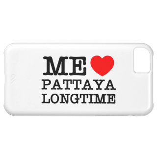 ME LOVE PATTAYA LONGTIME COVER FOR iPhone 5C