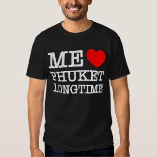 ME LOVE PHUKET LONGTIME SHIRT