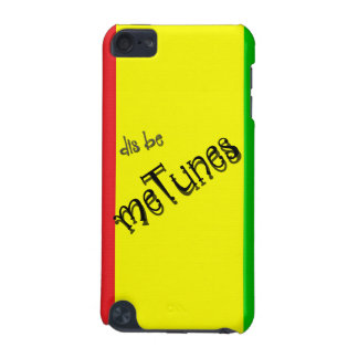 me loves me Tunes iPod Touch (5th Generation) Case