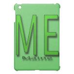 ME Maine green iPad Mini Covers