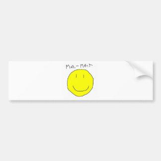 Me-Mart Bumper Sticker