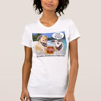 Me Maties, Myrtie & Moses T-Shirt