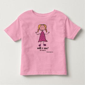 mE=mc2 Girl's Ringer T-shirt