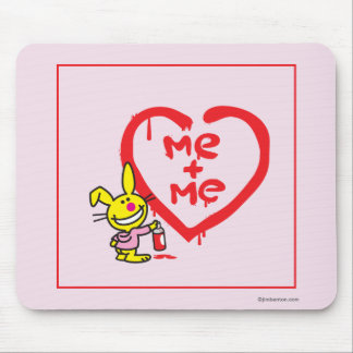 Me + Me Mouse Pad