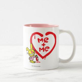 Me + Me Two-Tone Coffee Mug