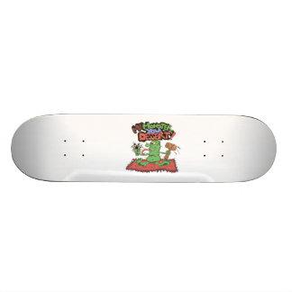 Me Monster you Dessert Skate Board Deck