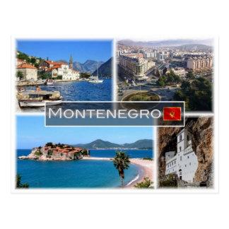 ME Montenegro - Postcard