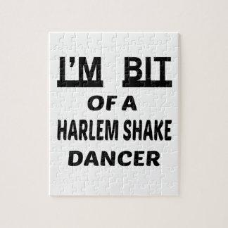 Me muerden de un bailarín de la sacudida de Harlem Rompecabeza