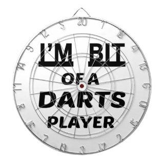 Me muerden de un jugador de dardos