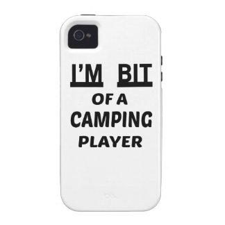 Me muerden de un jugador que acampa Case-Mate iPhone 4 carcasa