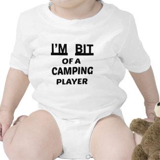 Me muerden de un jugador que acampa trajes de bebé
