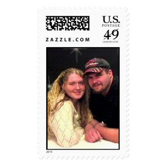Me & My Gummybear Postage Stamp