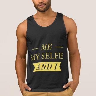 Me My Selfie And I Tanktops