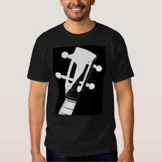 Me & My Ukulele Black Shirt