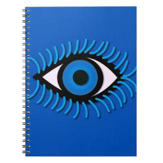 Me, Myself and Eye Notebook