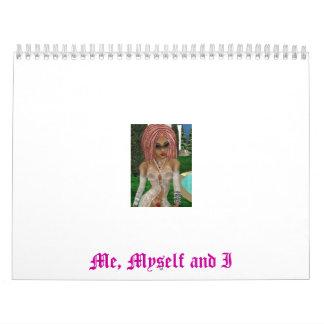Me, Myself and I Calendar