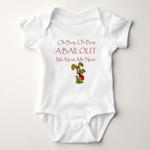 Me Next Bailout Tee Shirt