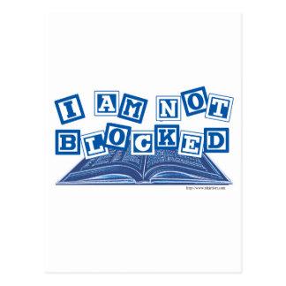 Me no bloquean postales