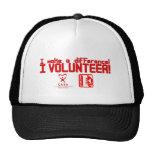 Me ofrezco voluntariamente gorras de camionero