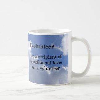 Me ofrezco voluntariamente taza
