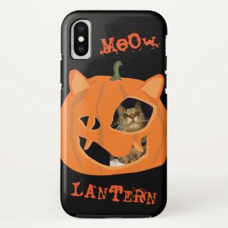 ME-OW-LANTERN iPhone X CASE