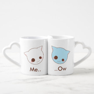 Me..Ow Lover Mugs
