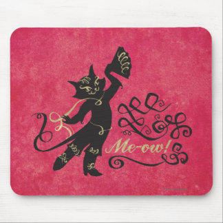 Me-ow! Mouse Pad