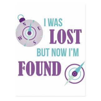Me perdieron postales