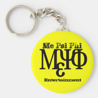 Me Psi Phi Entertainment Keychain