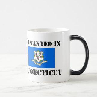Me quieren en Connecticut Tazas De Café