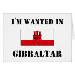 Me quieren en Gibraltar Felicitacion