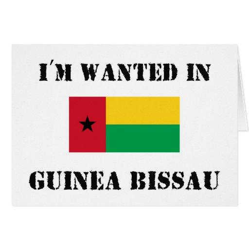 Me quieren en Guinea-Bissau Tarjetas