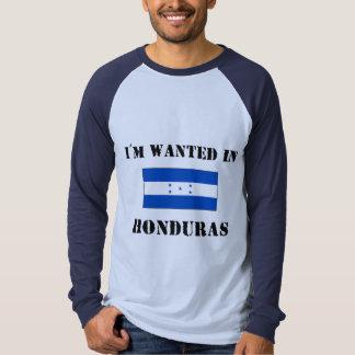 Me quieren en Honduras Playeras