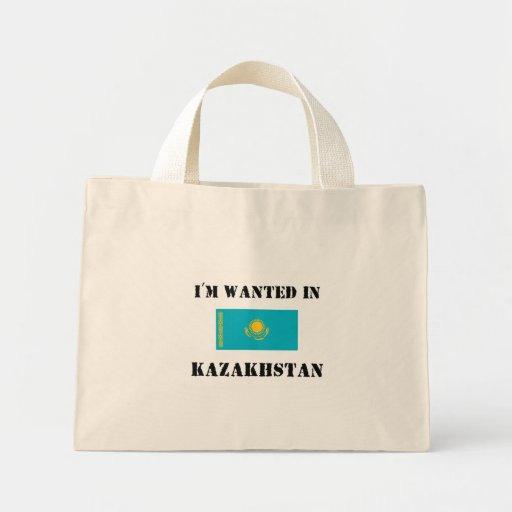 Me quieren en Kazajistán Bolsa De Mano