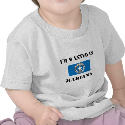 Me quieren en Mariana Camiseta