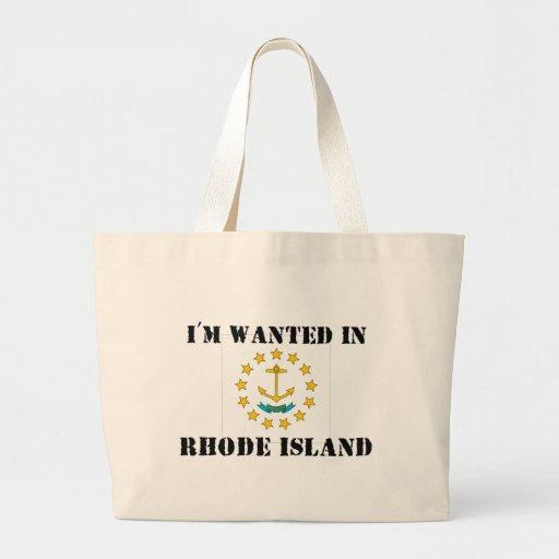Me quieren en Rhode Island Bolsa De Mano