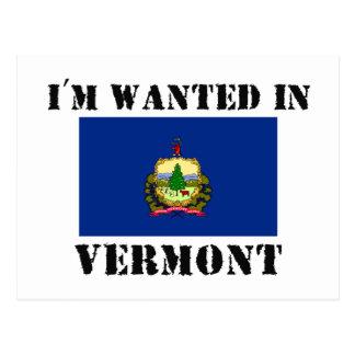 Me quieren en Vermont Postal