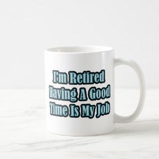 Me retiran taza