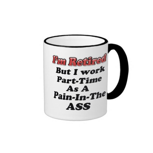 Me retiran taza de café